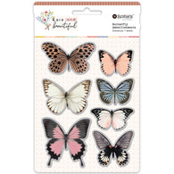 Rosie's Studio - Rare & Beautiful Collection - Butterfly