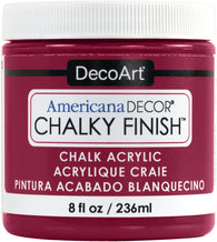 DecoArt - Chalky Finish Paint - Romance 236ml