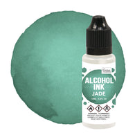 Couture Creations - Alcohol Ink - Bottle / Jade (12ml)