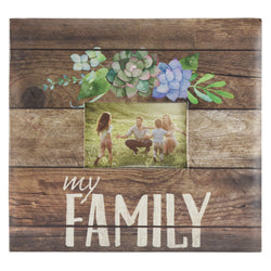 MBI - 12x12 Postbound Album - My Family