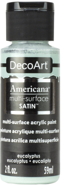 DecoArt - Americana Multi-surface Acrylic - Eucalyptus 59ml