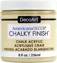 DecoArt - Chalky Finish Paint - Timeless 236ml