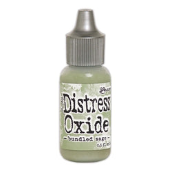 Distress Oxide - Re Inker - Bundled Sage 14ml
