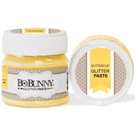 BoBunny - Glitter Paste - Buttercup 50ml