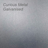 A4 Curious Metal Paper - Galvanised 120gsm 1s