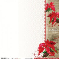 Penelope Dee - Glad Tidings Collection - Poinsettia
