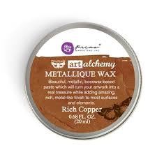 Prima - Finnabair Wax - Rich Copper