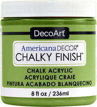 DecoArt - Chalky Finish Paint - New Life 236ml