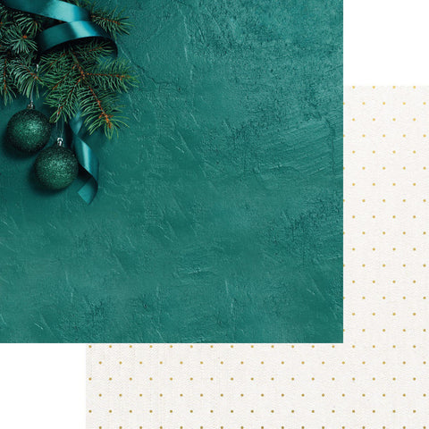 Kaisercraft - Emerald Eve Collection - Fir Tree