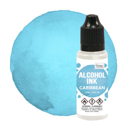 Couture Creations - Alcohol Ink - Pool / Carribean (12ml)