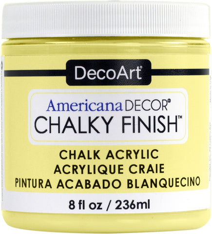 DecoArt - Chalky Finish Paint - Delicate 236ml