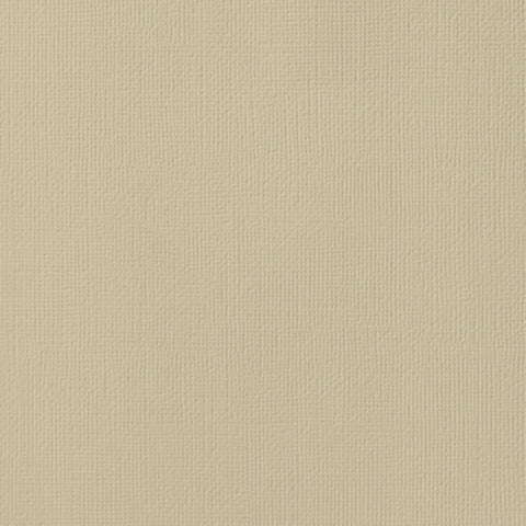 AC Cardstock - Textured - Sand (1 Sheet)