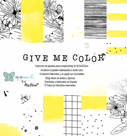 Miss Mamamint - Give Me Color Collection Kit