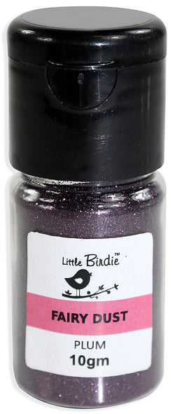 Little Birdie - Fairy Dust - Plum