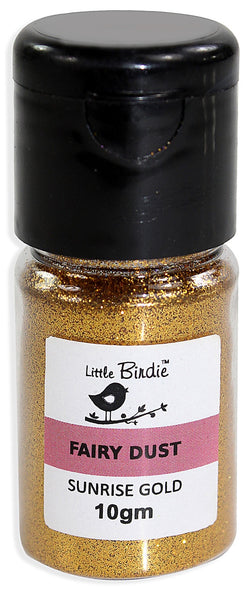 Little Birdie - Fairy Dust - Sunrise Gold