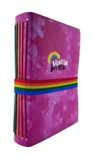 Art by Marlene - Rainbow Journal Marlene's World 160x240x55mm no.13