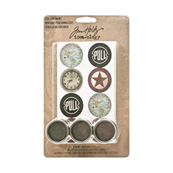 Tim Holtz - Idea-ology - Custom Knobs