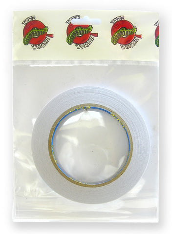 Tape Wormz - Polyester Double Sided Tape - 6mm x 30m
