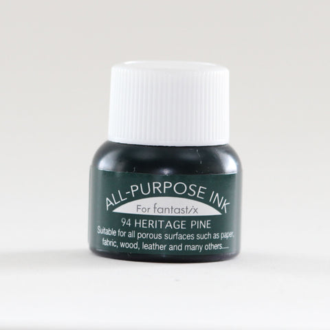 All Purpose Ink - Heritage Pine 15ml