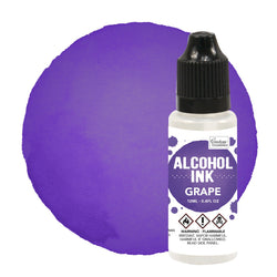 Couture Creations - Alcohol Ink - Purple Twillight / Grape (12ml)