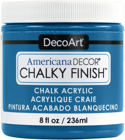 DecoArt - Chalky Finish Paint - Legacy 236ml