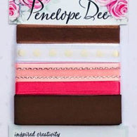 Penelope Dee - Cocoa Love Collection - Ribbon
