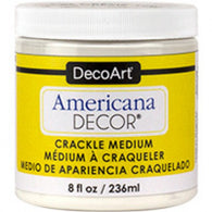 DecoArt - Crackle Medium - Clear 236ml