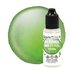 Couture Creations - Alcohol Ink Pearl - Envy / Fern (12ml)