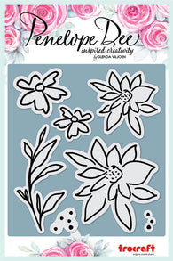 Penelope Dee - Alyssia Collection Stamp - Lovely