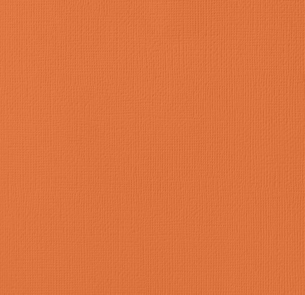 AC Cardstock - Textured - Apricot (1 Sheet)