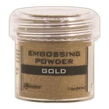 Ranger - Embossing Powder - Gold 18g