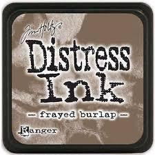 Ranger - Distress Mini Ink Pad - Frayed Burlap