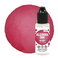 Couture Creations - Alcohol Ink - Red Pepper / Ruby (12ml)