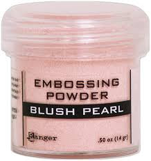 Ranger - Embossing Powder - Blush Pearl - 14g