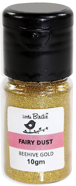 Little Birdie - Fairy Dust - Beehive gold