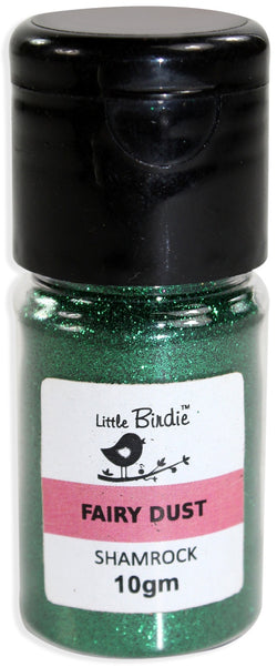 Little Birdie - Fairy Dust - Shamrock