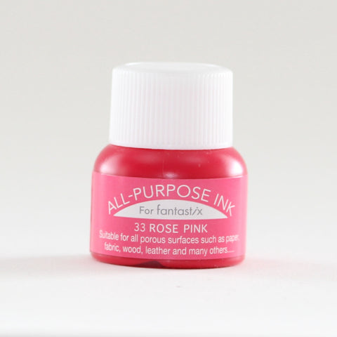All-Purpose Ink - Rose Pink 15ml