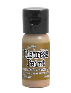 Ranger - Distress Paint Flip Top - Brushed Courduroy 29ml
