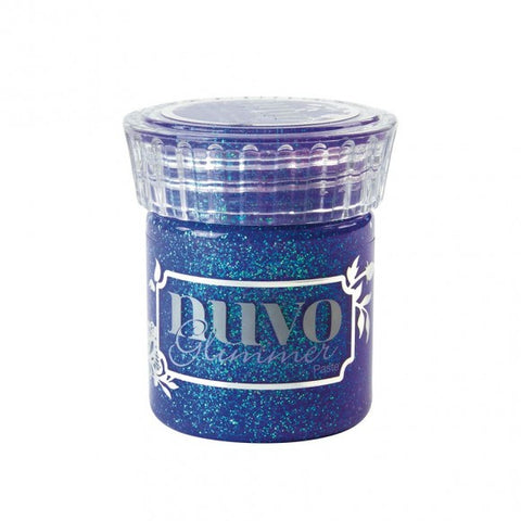 Nuvo - Glimmer Paste - Tanzanite Lavender 50ml