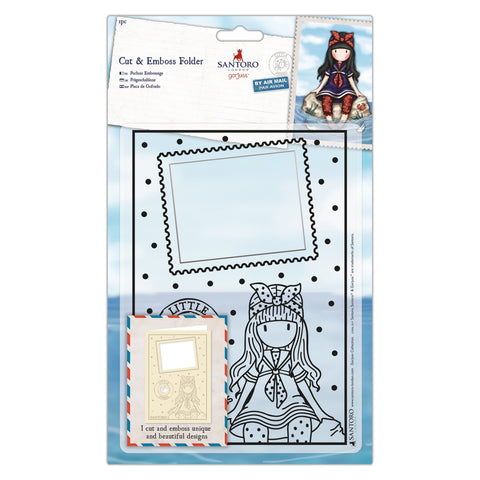 Gorjuss - Cut & Embossing Folder Little Fishes