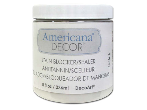 DecoArt - Stain Blocker/Sealer - Clear 236ml