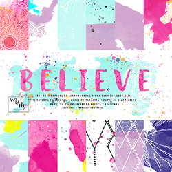 Miss Mamamint - Believe Collection Kit