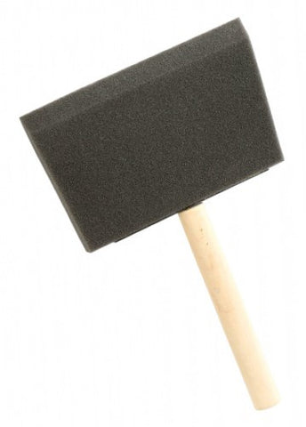 Foam Brush 4""