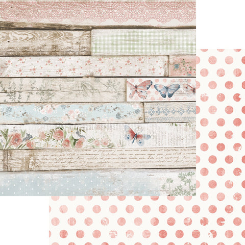 Kaisercraft - Flower Shoppe Collection - Weatherboard