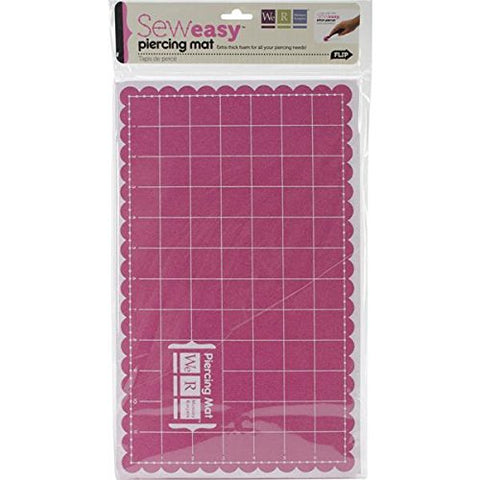 "Sew Easy - 7x12""  Foam Piercing Mat"