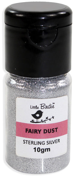 Little Birdie - Fairy Dust - Sterling Silver