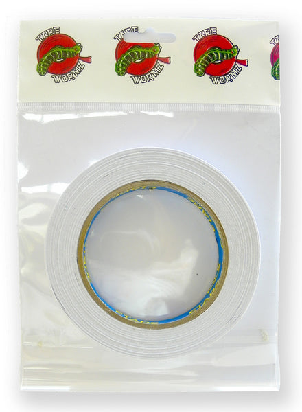 Tape Wormz - Tissue Double Sided Tape - 12mmx30m