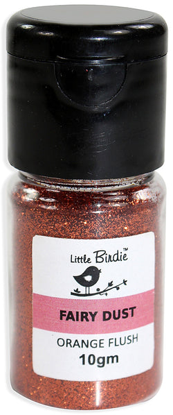 Little Birdie - Fairy Dust - Orange Flush