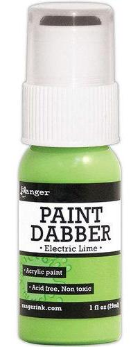 Ranger - Paint Dabber - Electric Lime 29ml