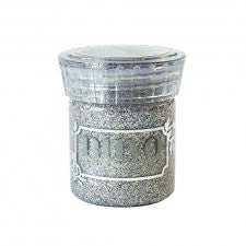 Nuvo - Glimmer Paste - Silver Gem 50ml